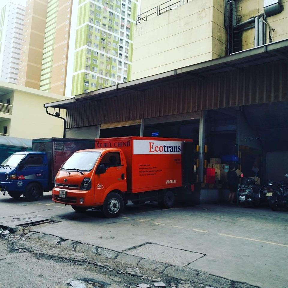 Cho thuê xe tải chở hàng hóa