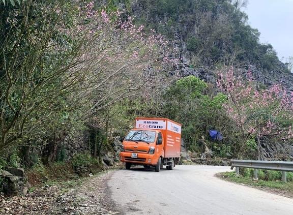 Cho thuê xe tải giá rẻ tại Hà Nội
