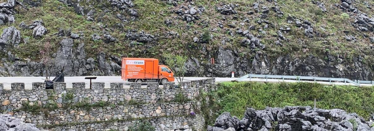 Cho thuê xe tải đi Hà Giang